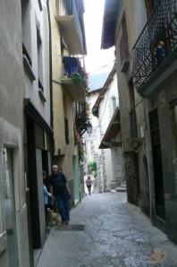 A bit of street life